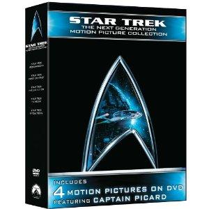 Star Trek: The Next Generation Movie Pack