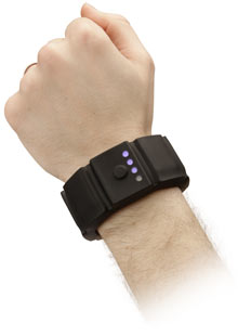 Universal Wrist Charger from ThinkGeek.com